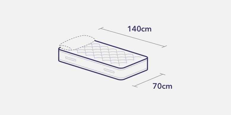 How Big Is A Toddler Bed.Mattress Sizes Bed Dimensions Guide Dreams
