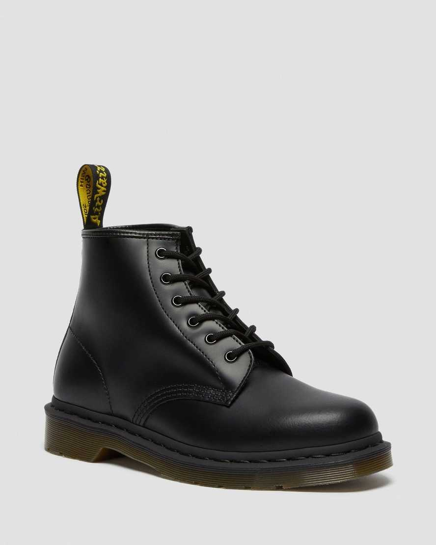 Manhattan paragonabile Accor  101 SMOOTH LEATHER ANKLE BOOTS | Dr. Martens UK