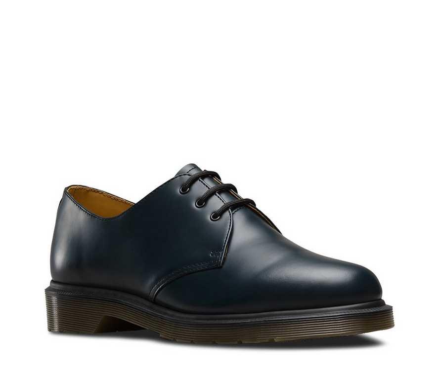 fe574e84a9 1461 Plain Welt SMOOTH | Men's Originals Boots & Shoes | Sito ufficiale Dr.  Martens