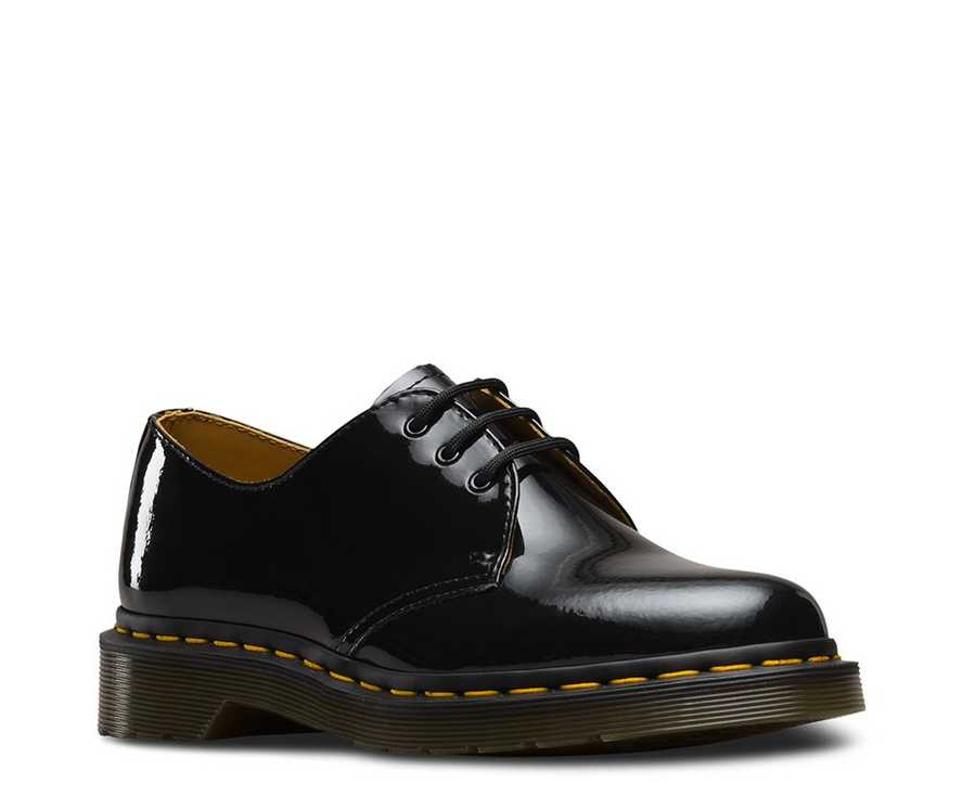 ab603f563 1461 PATENT LAMPER | 1461 3 Eye Shoes | Official EU Dr Martens Store