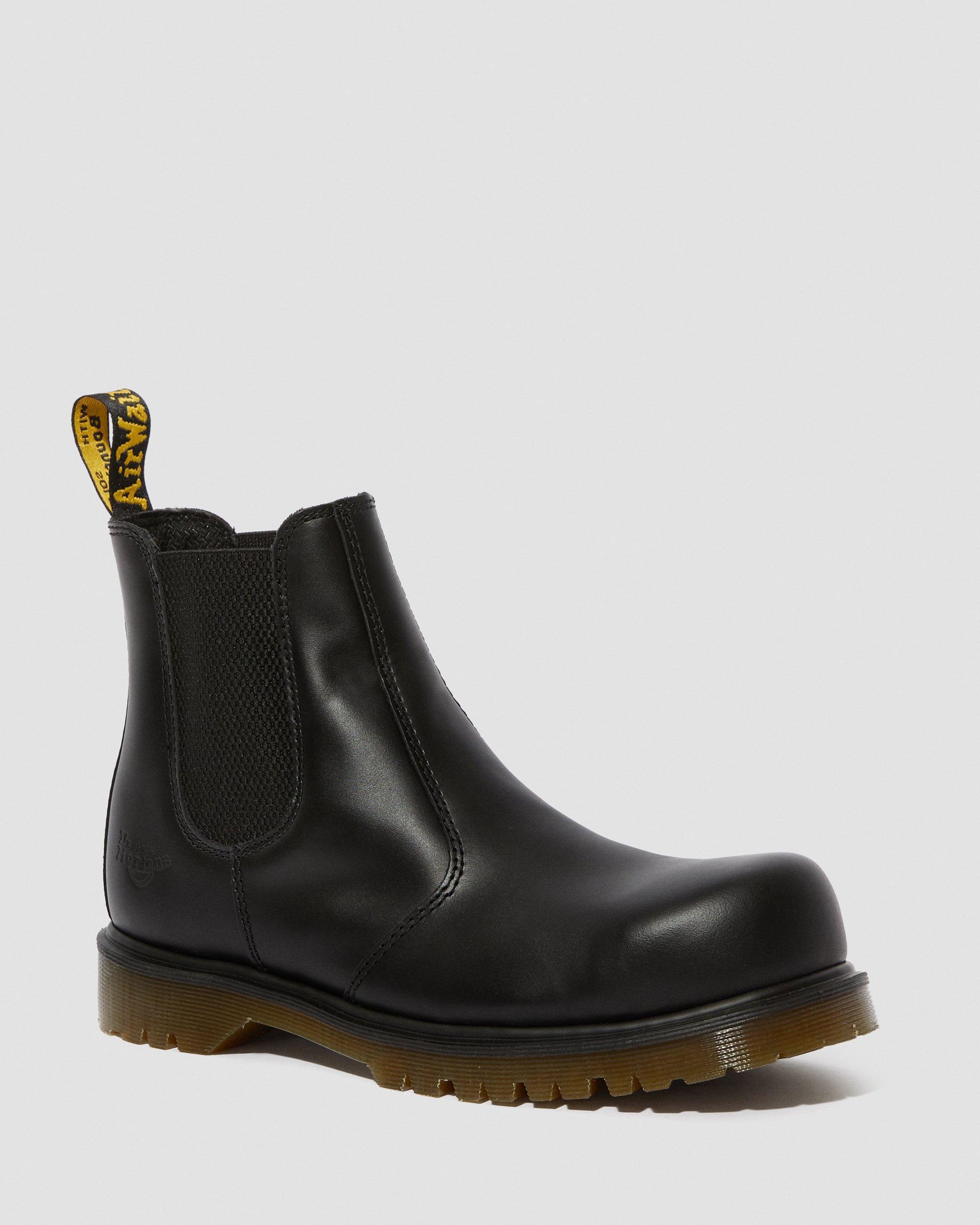 Dr Martens Icon 2228 Safety Dealer Boots Black Size 10