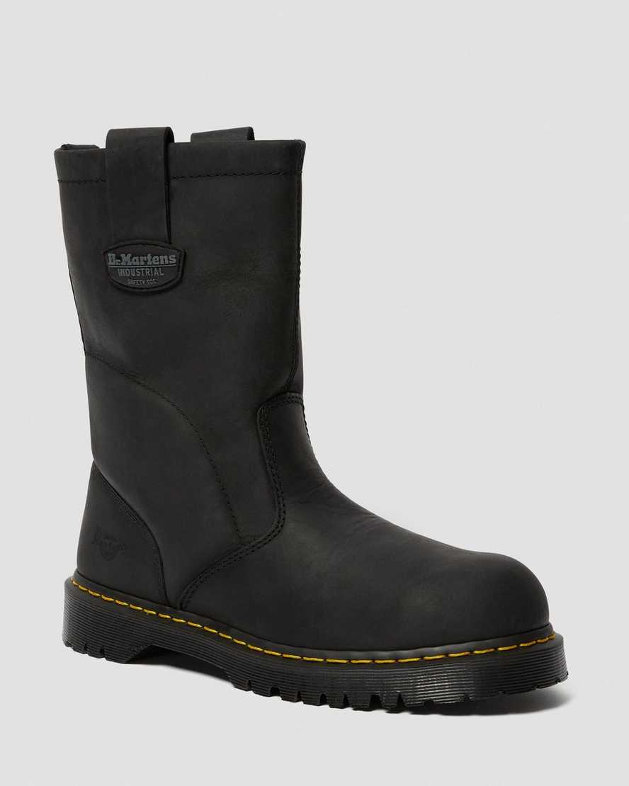 https://i1.adis.ws/i/drmartens/10295001.87.jpg?$large$ICON 2295 GREASY LEATHER STEEL TOE WORK BOOTS | Dr Martens
