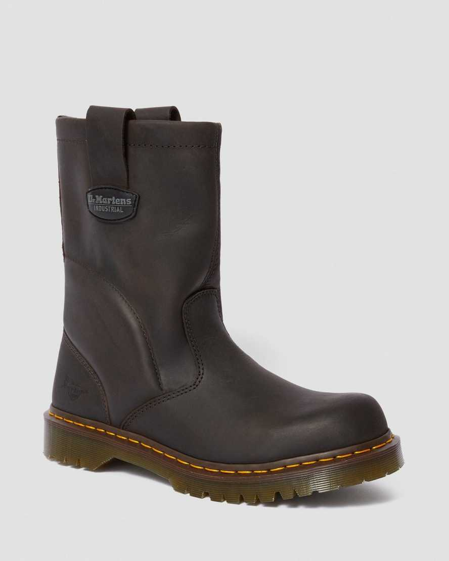 ICON 2296 TALL WORK BOOTS   Dr Martens