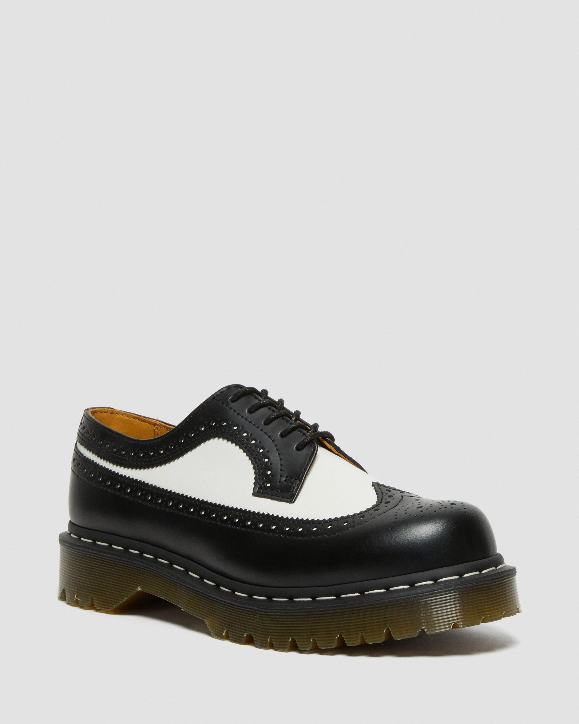 3989 BEX SMOOTH LEATHER BROGUE SHOES | Women's Boots, Shoes