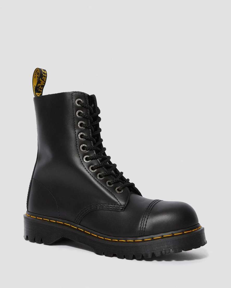 8761 BXB LEATHER MID CALF BOOTS | Dr Martens
