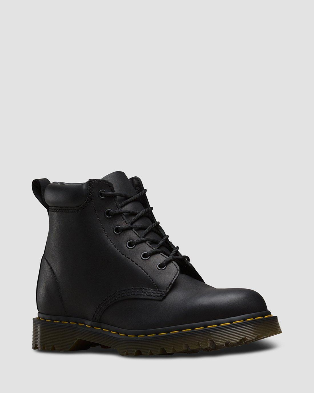 Dr.Martens 939Z Ben Black Leather Womens Mens Boots 11292001