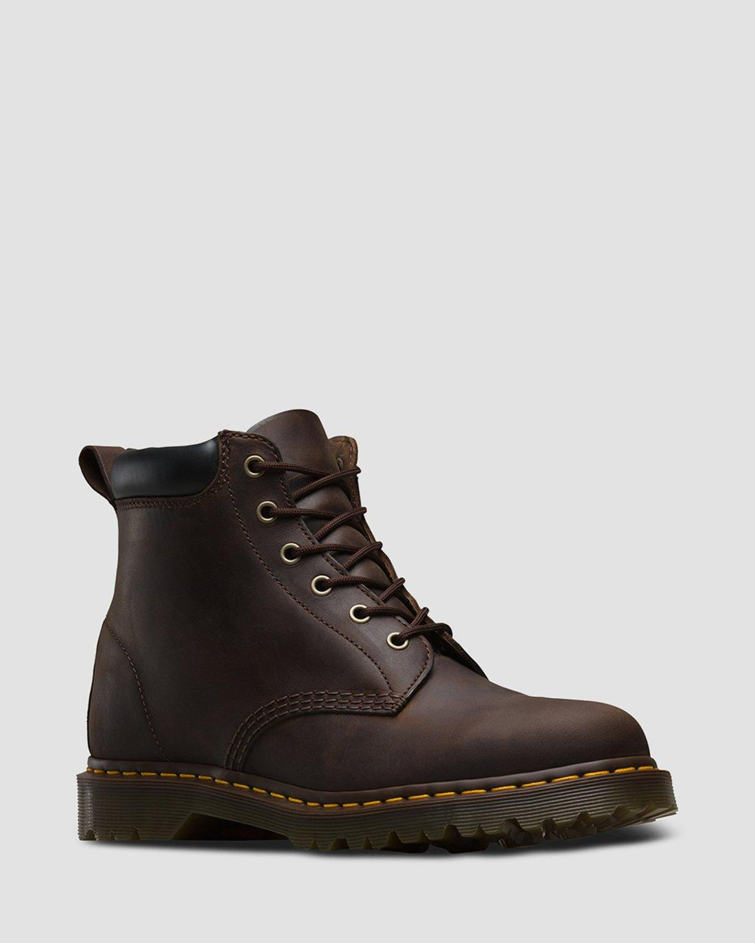 Dr. Martens 1460 Gaucho Crazy Horse Boot