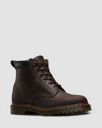 DARK BROWN | Boots | Dr. Martens