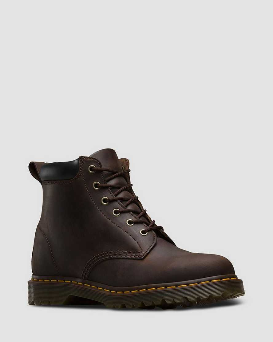 939 CRAZY HORSE LEATHER BOOTS | Dr Martens