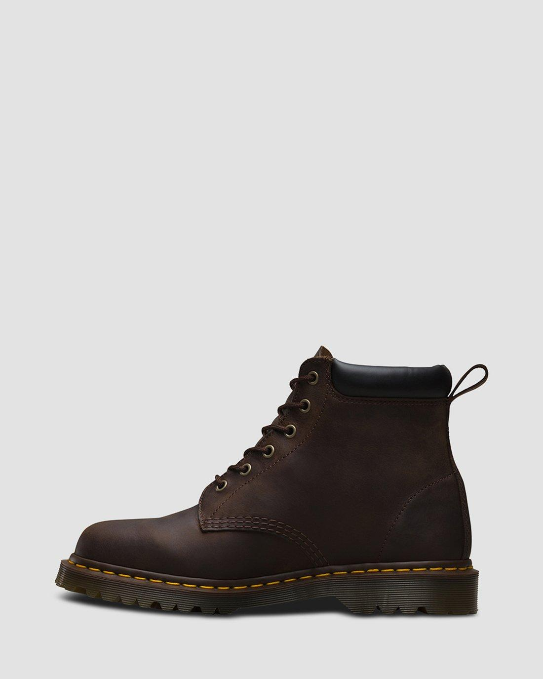 939 CRAZY HORSE LEATHER BOOTS | Dr. Martens