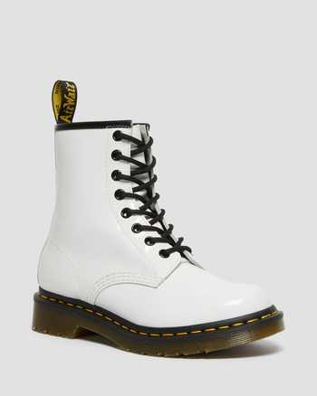 Womens Boots Leather Lace Up Ankle Boots Dr Martens Official
