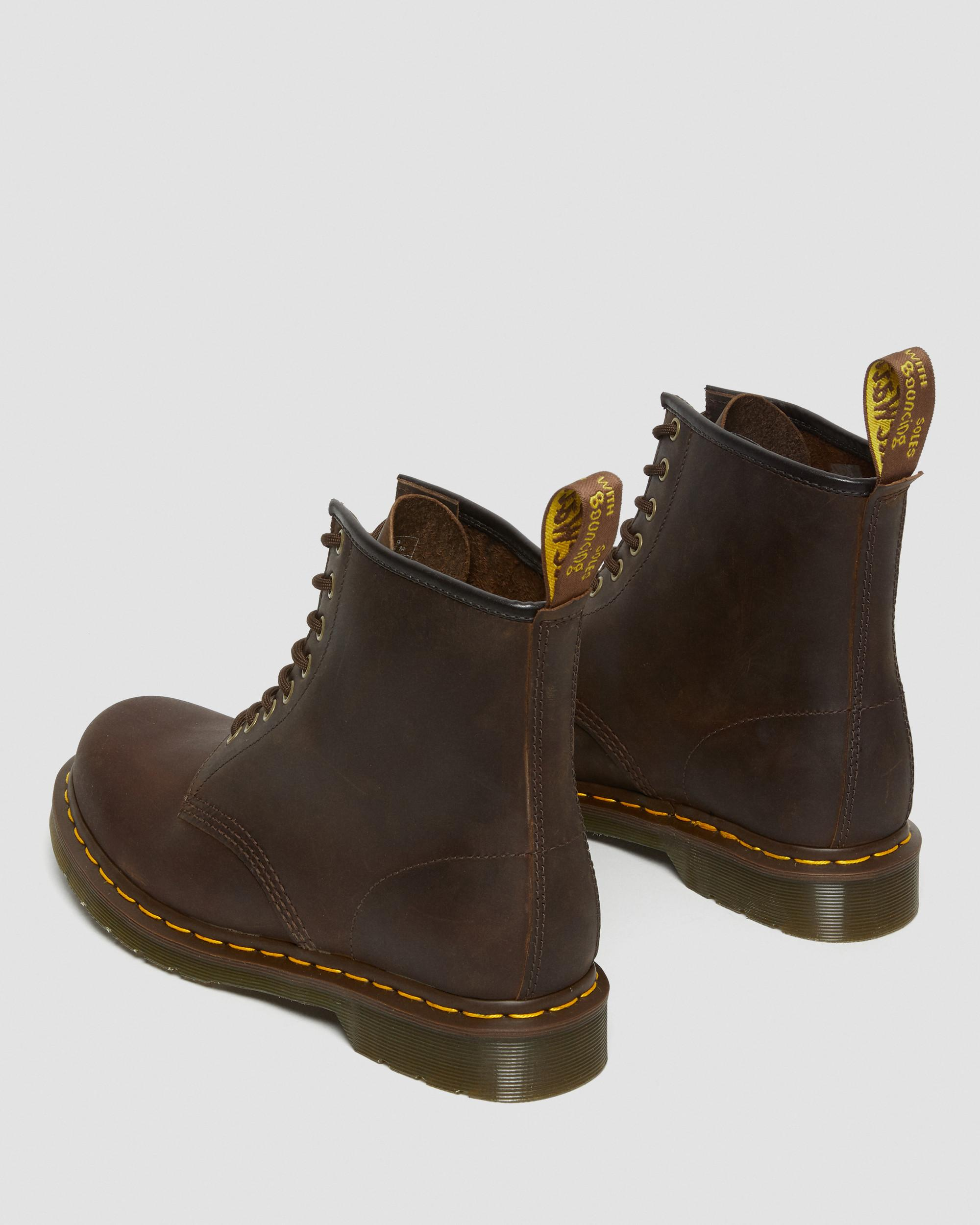 1460 LEATHER ANKLE BOOTS   Dr. Martens UK