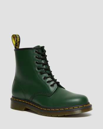 GREEN | Stiefel | Dr. Martens