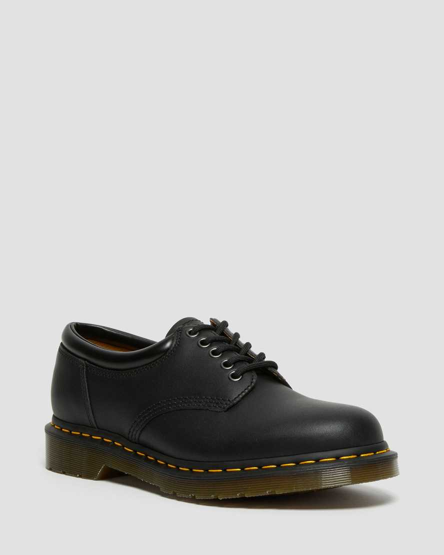 8053 NAPPA PADDED COLLAR SHOES | Dr Martens