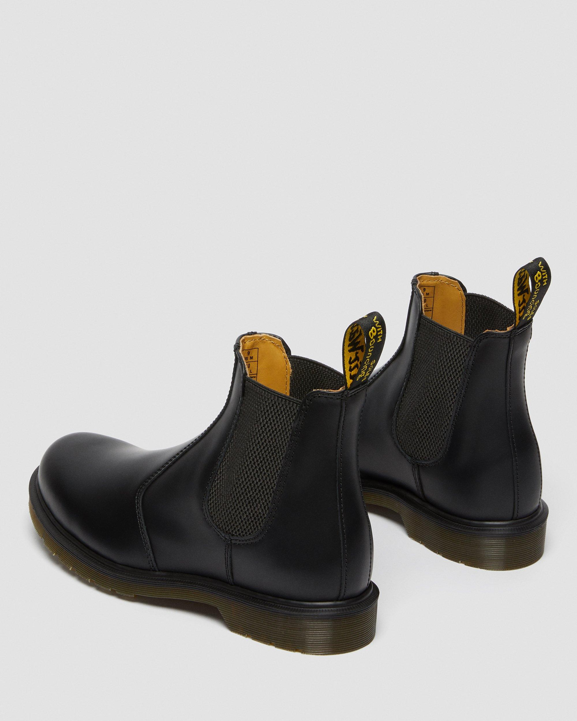 Dr. Martens Chelsea Boots black leather