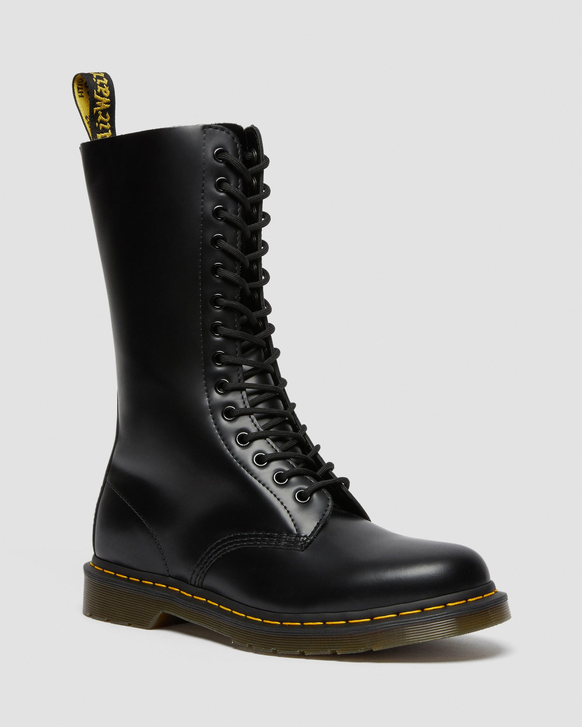 Details about Dr.Martens Ladies Aimilita High Boots Biker Boots Padded Black