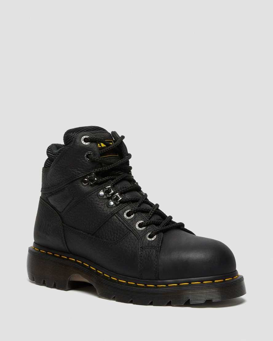 https://i1.adis.ws/i/drmartens/12721001.87.jpg?$large$Ironbridge Grizzly Leather Steel Toe Work Boots | Dr Martens