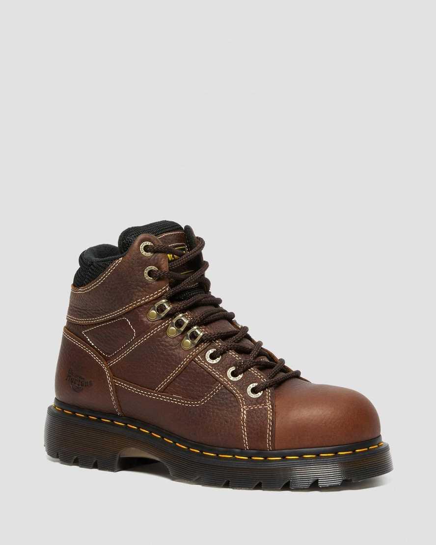 https://i1.adis.ws/i/drmartens/12721200.87.jpg?$large$Ironbridge Leather Steel Toe Work Boots | Dr Martens