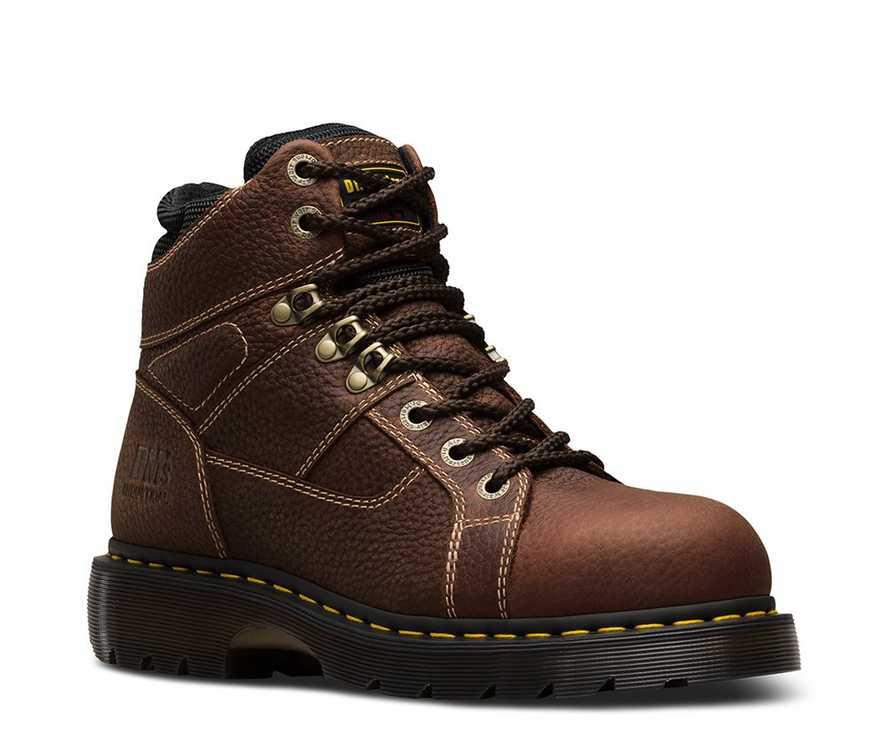 ebeb47651e0de IRONBRIDGE STEEL TOE | Work Boots & Shoes | Dr. Martens Official