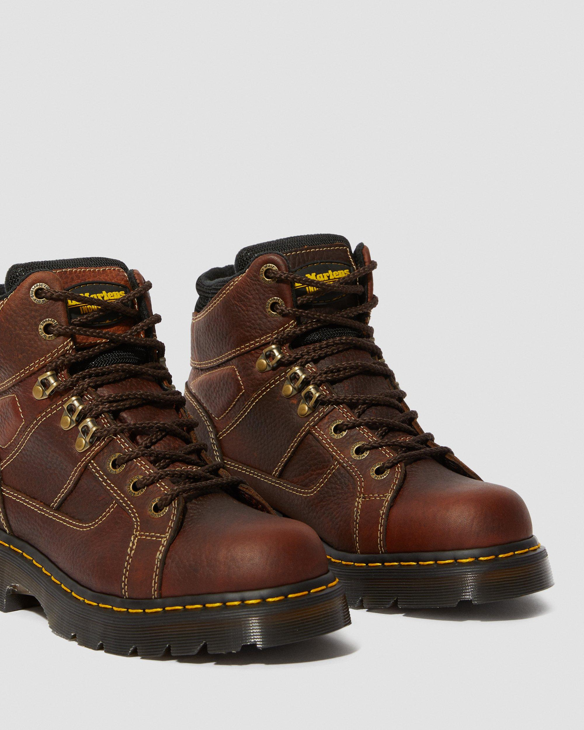 doc martens construction boots