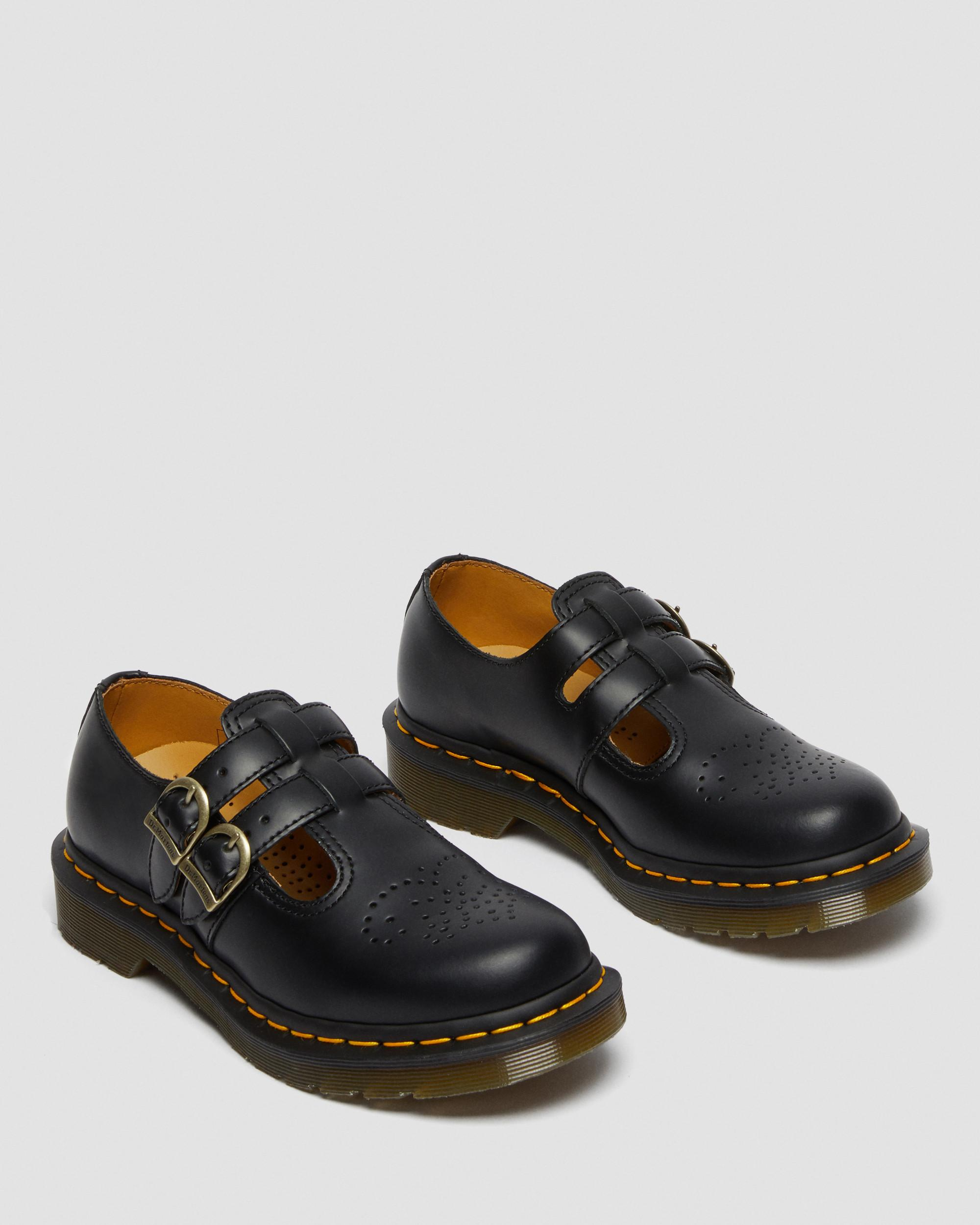 Dr. Martens Polley Daze T Bar Doll Shoes US 5 6 7 8 9 10 11