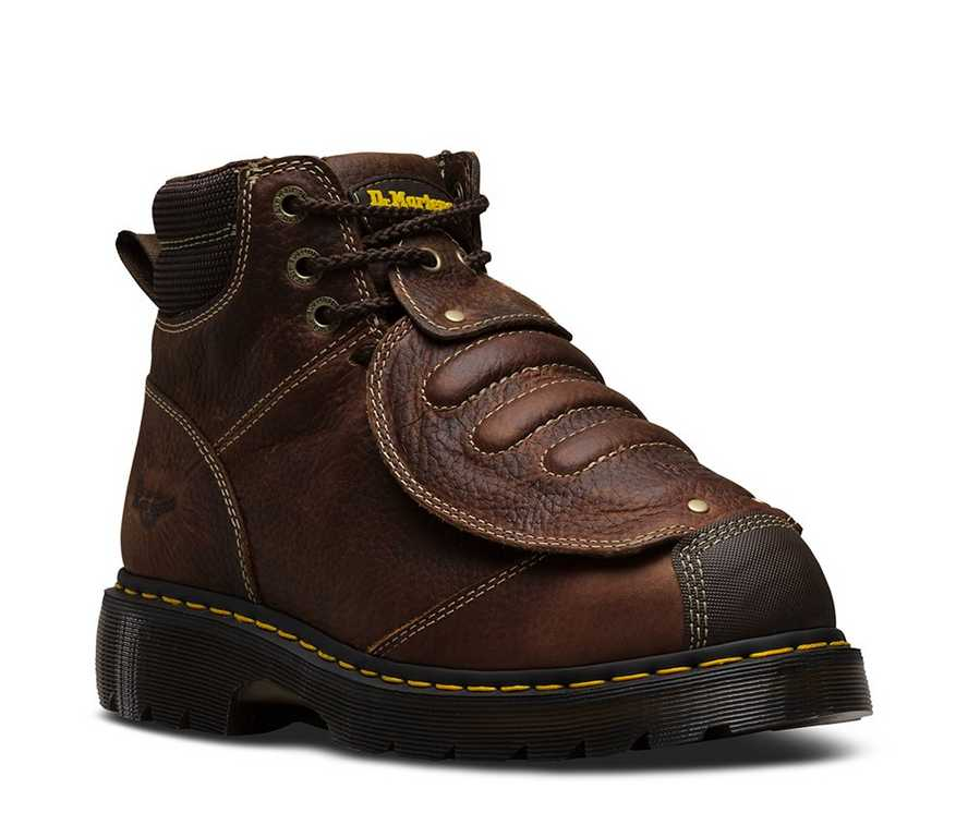 c07f4e8382160 IRONBRIDGE MET GUARD | Work Boots & Shoes | Dr. Martens Official