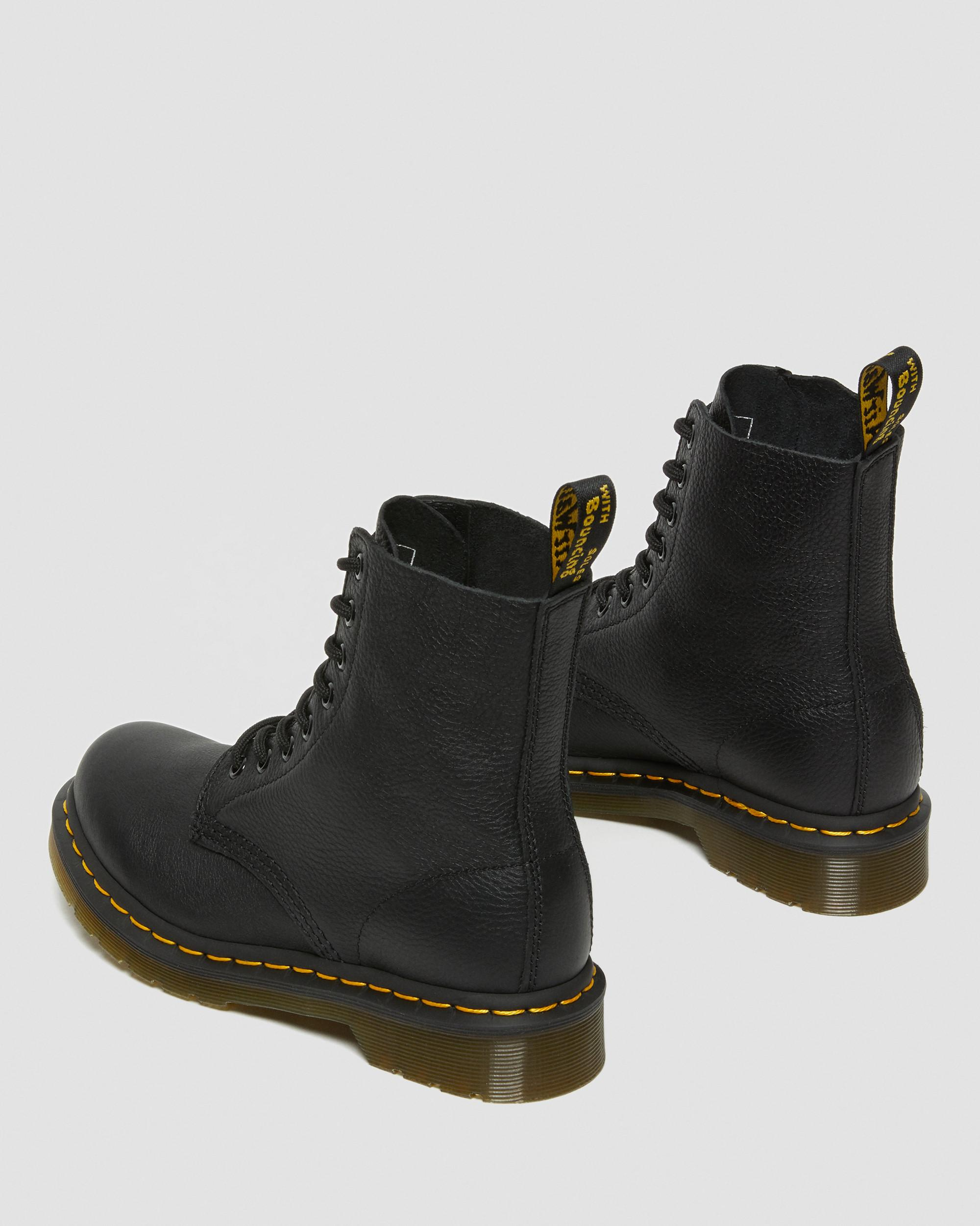 DR MARTENS 1460 WOMEN'S PASCAL VIRGINIA LEATHER BOOTS