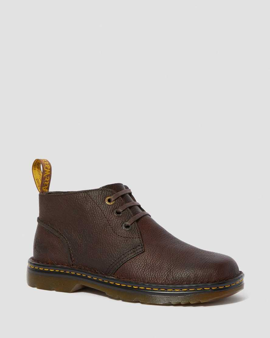 Sussex Bear Track Slip Resistant Chukka Boots | Dr Martens