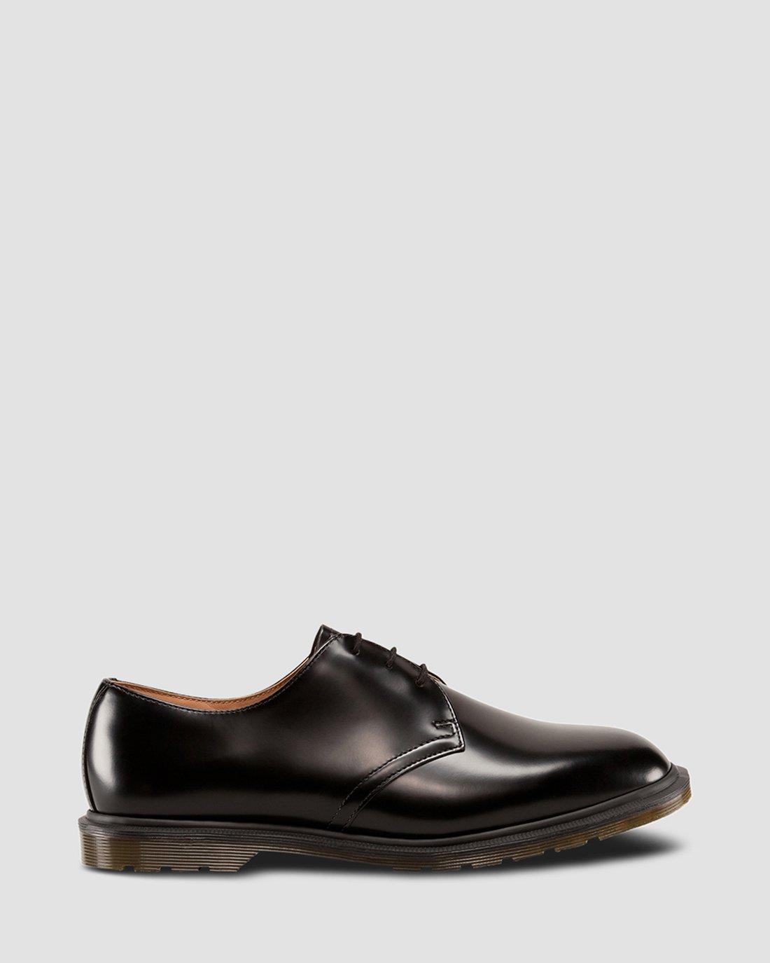 Business Schuhe Dr Martens Made In England Archie Black