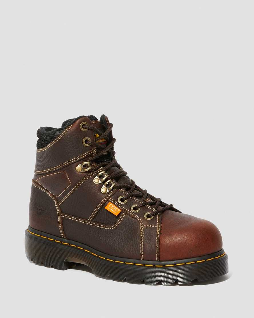 shop for authentic top-rated comfortable feel Extra Wide Work Boots | Work Boots & Shoes | Dr. Martens ...