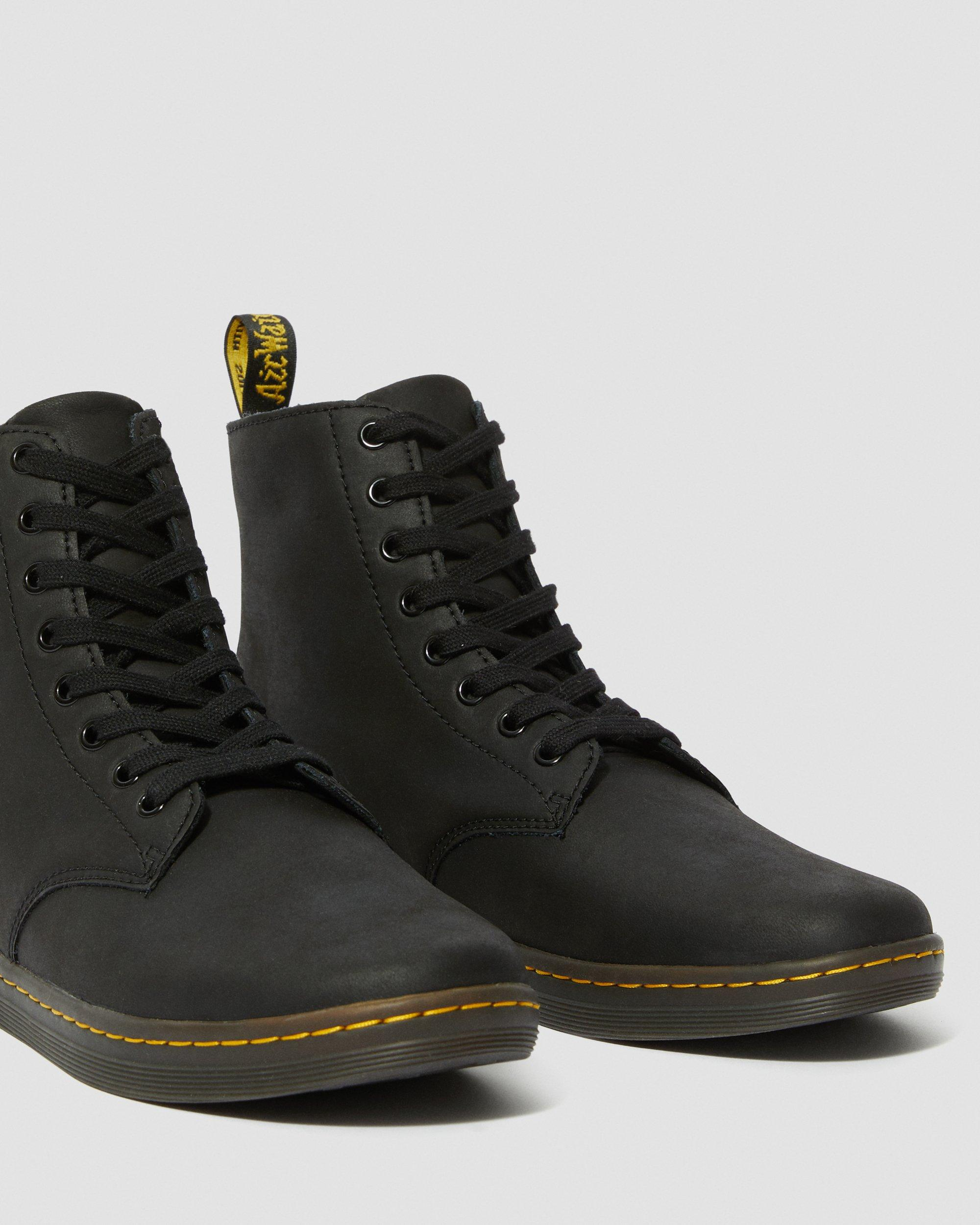 TOBIAS MEN'S LEATHER CASUAL BOOTS   Dr