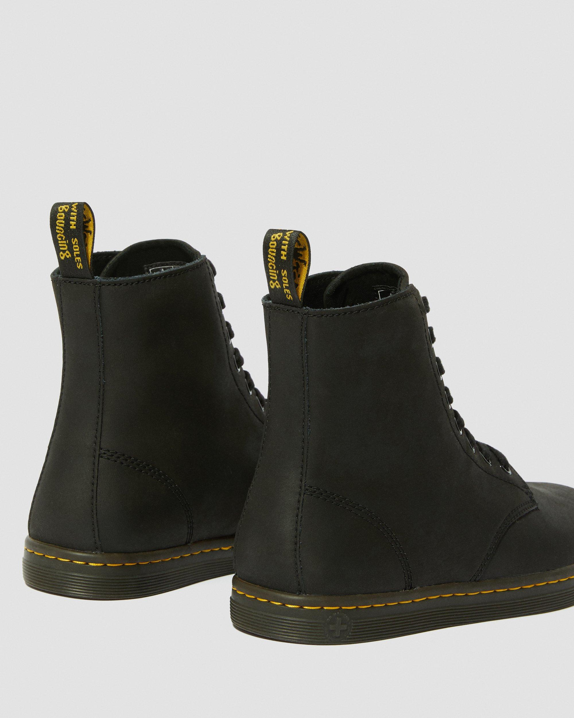 TOBIAS MEN'S LEATHER CASUAL BOOTS | Dr