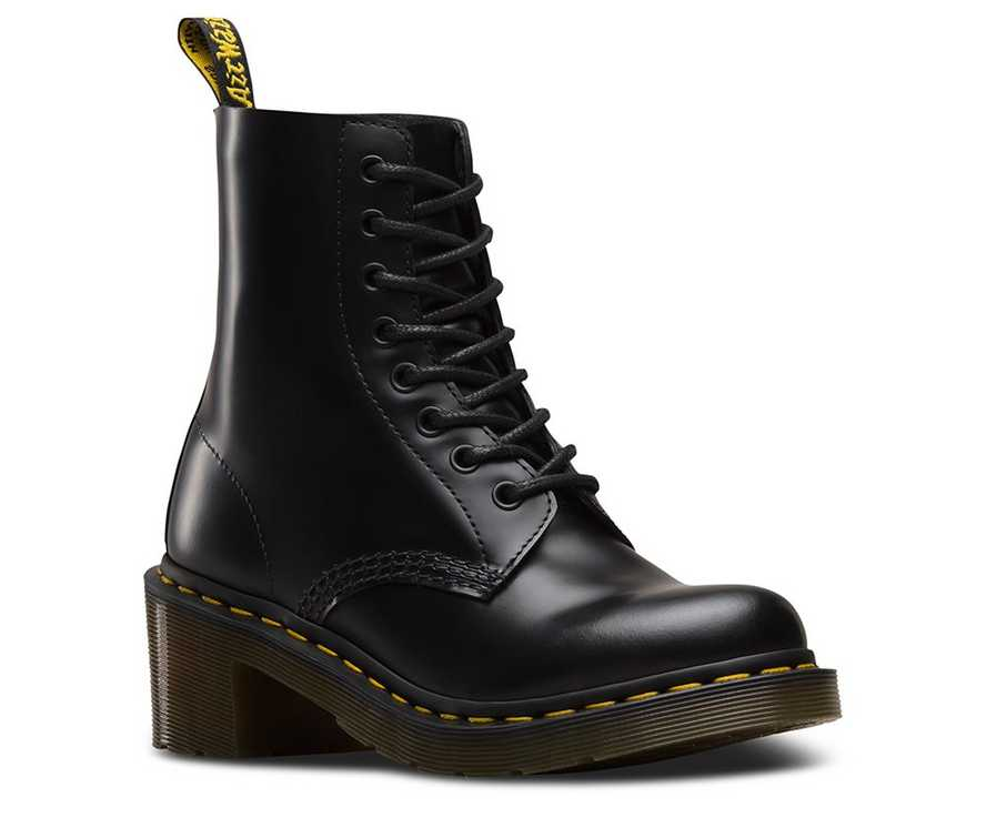 6e2600031b07c CLEMENCY SMOOTH | Women's Boots, Shoes & Sandals | Dr. Martens Official