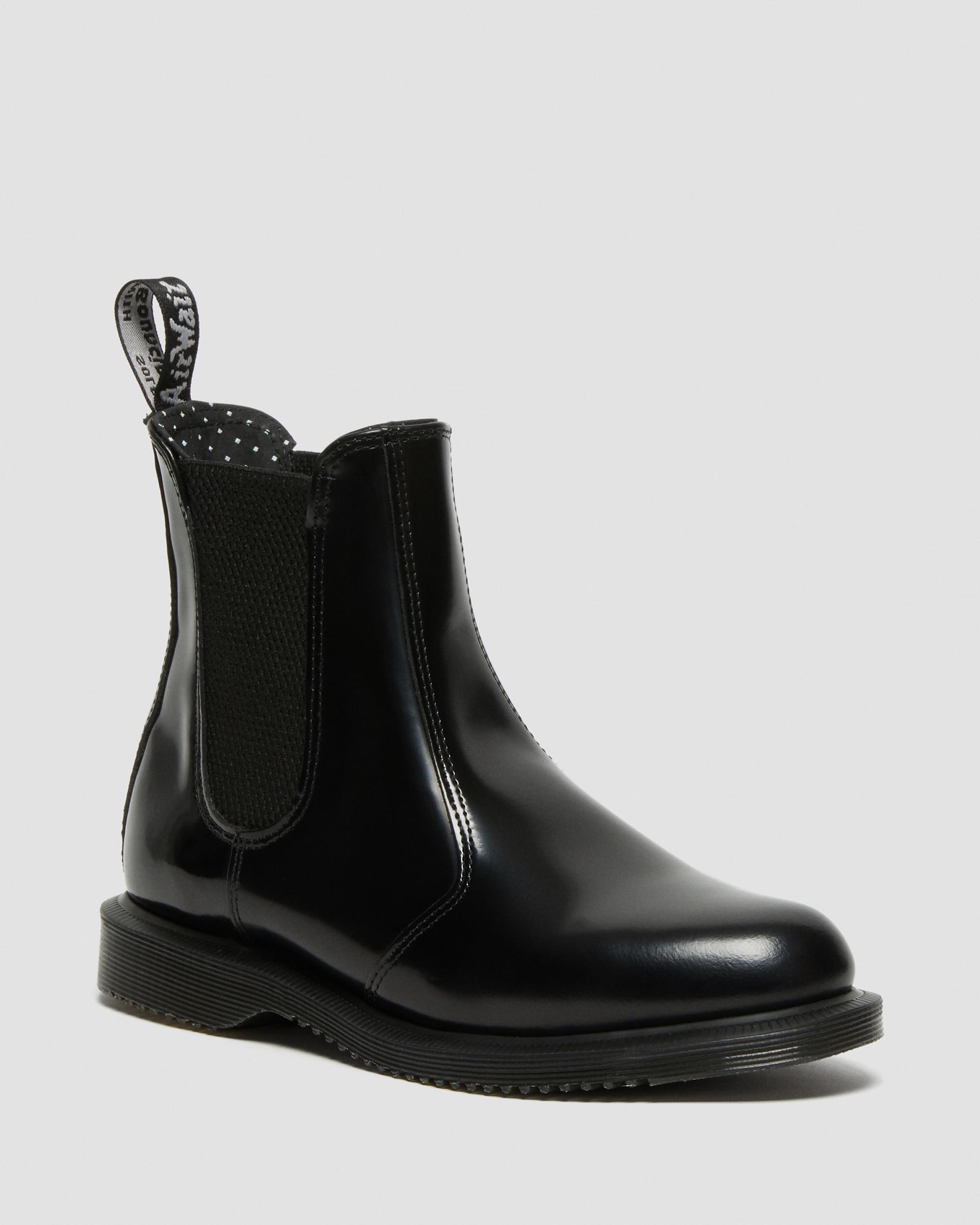 DR MARTENS Chelsea boots Flora en cuir