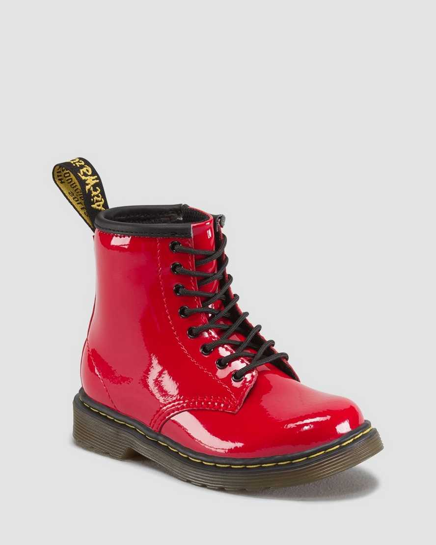Toddler 1460 Patent Leather Ankle Boots | Dr Martens
