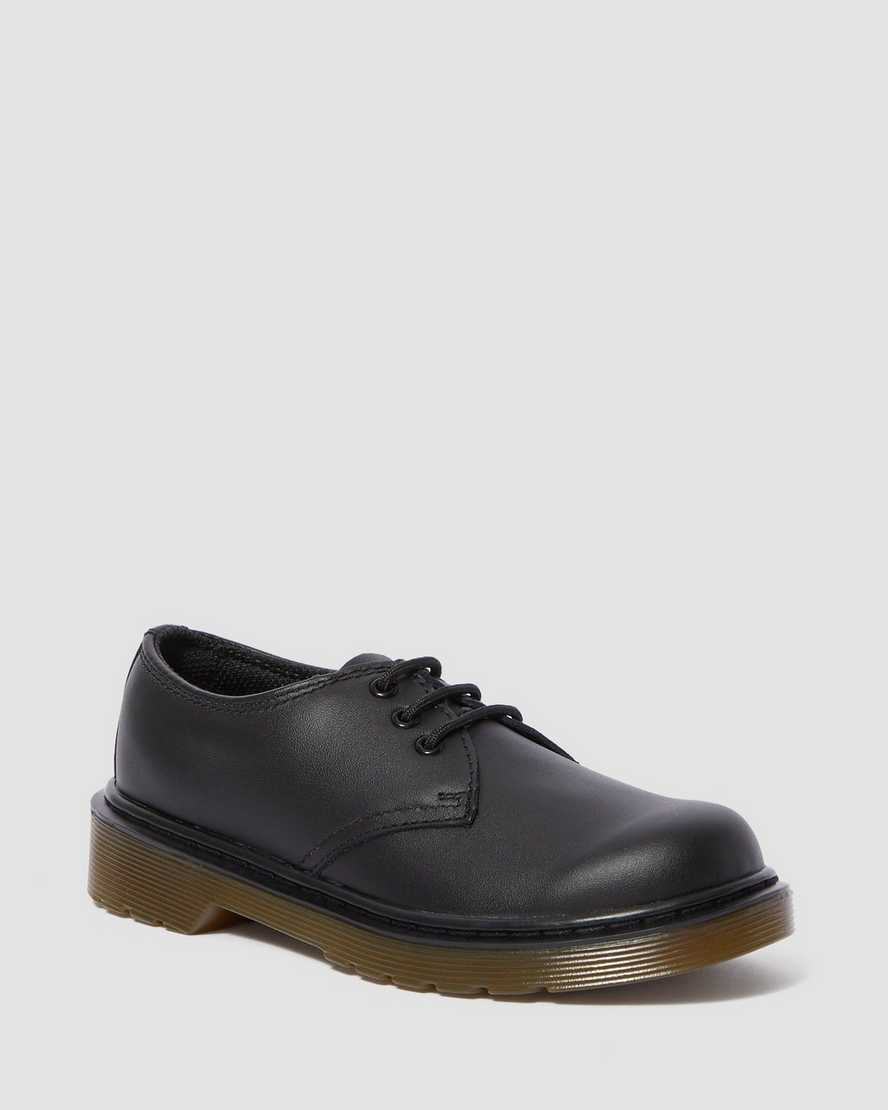 Arresto proiettore cupola  JUNIOR 1461 LEATHER OXFORD SHOES | Dr. Martens Official