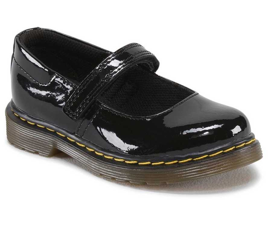TODDLER MACCY T PATENT | Dr Martens