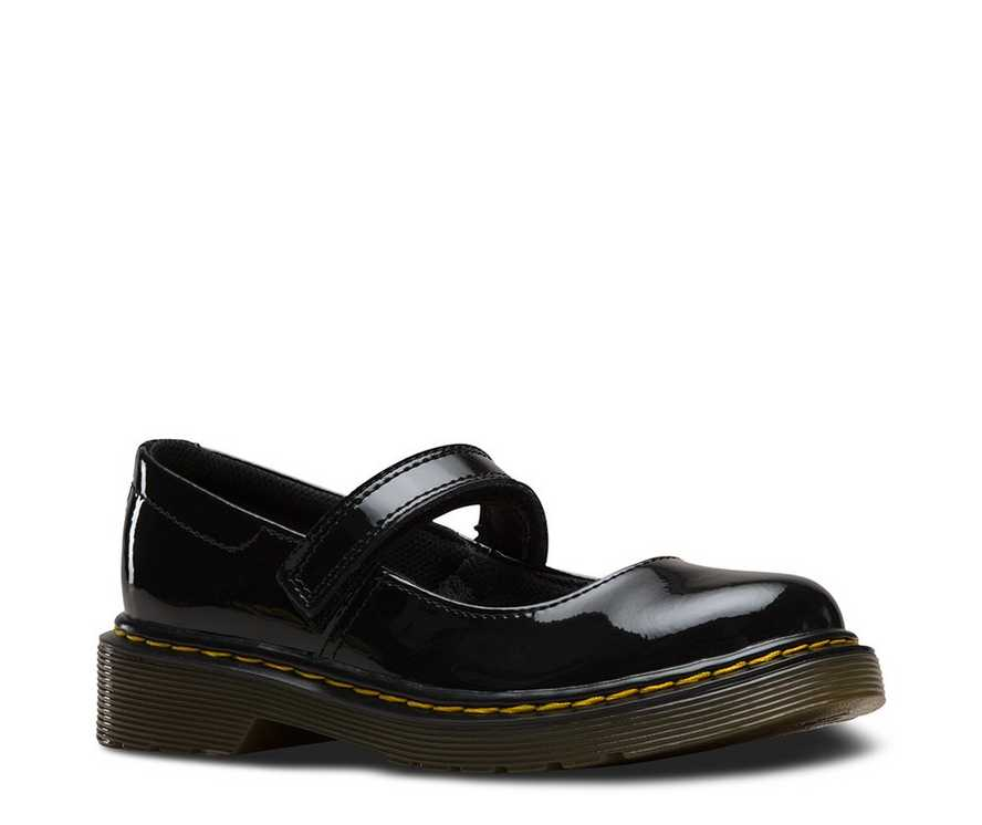 9bff284fc70e7 JUNIOR MACCY PATENT | Kids | Dr. Martens Official Site