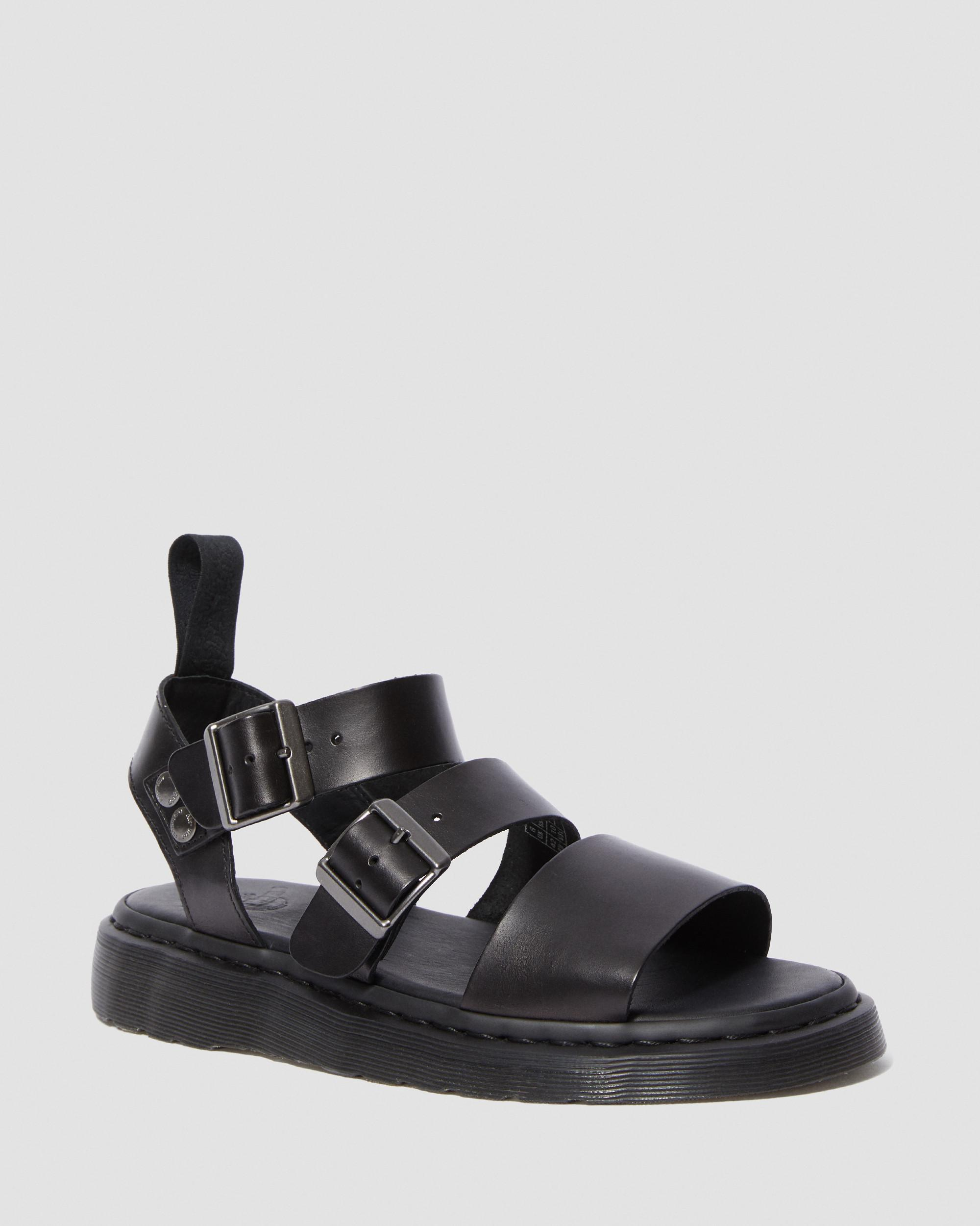 Dr. Martens Blaire Hydro Leather Gladiator Sandals for Women