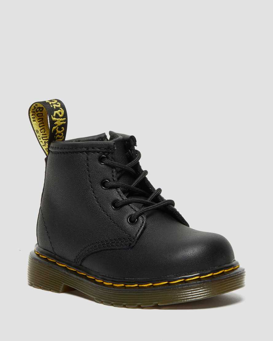 Dr Martens 1460T  Softy T   Toddler Boots  Black 15373001 Fast Shipping  L