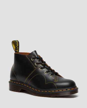 noi stessi Pedigree manager  CHURCH LEATHER MONKEY BOOTS | Dr. Martens UK