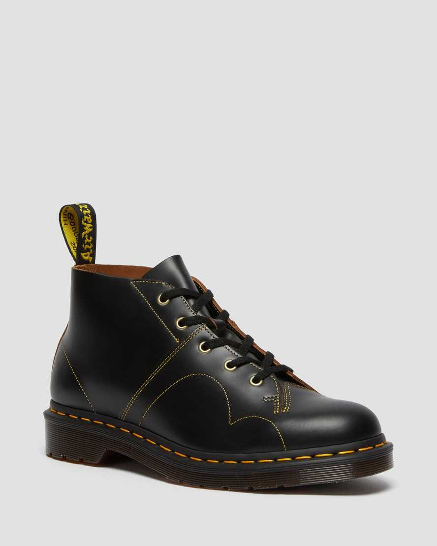 51a17d7ae95 DR MARTENS CHURCH VINTAGE SMOOTH