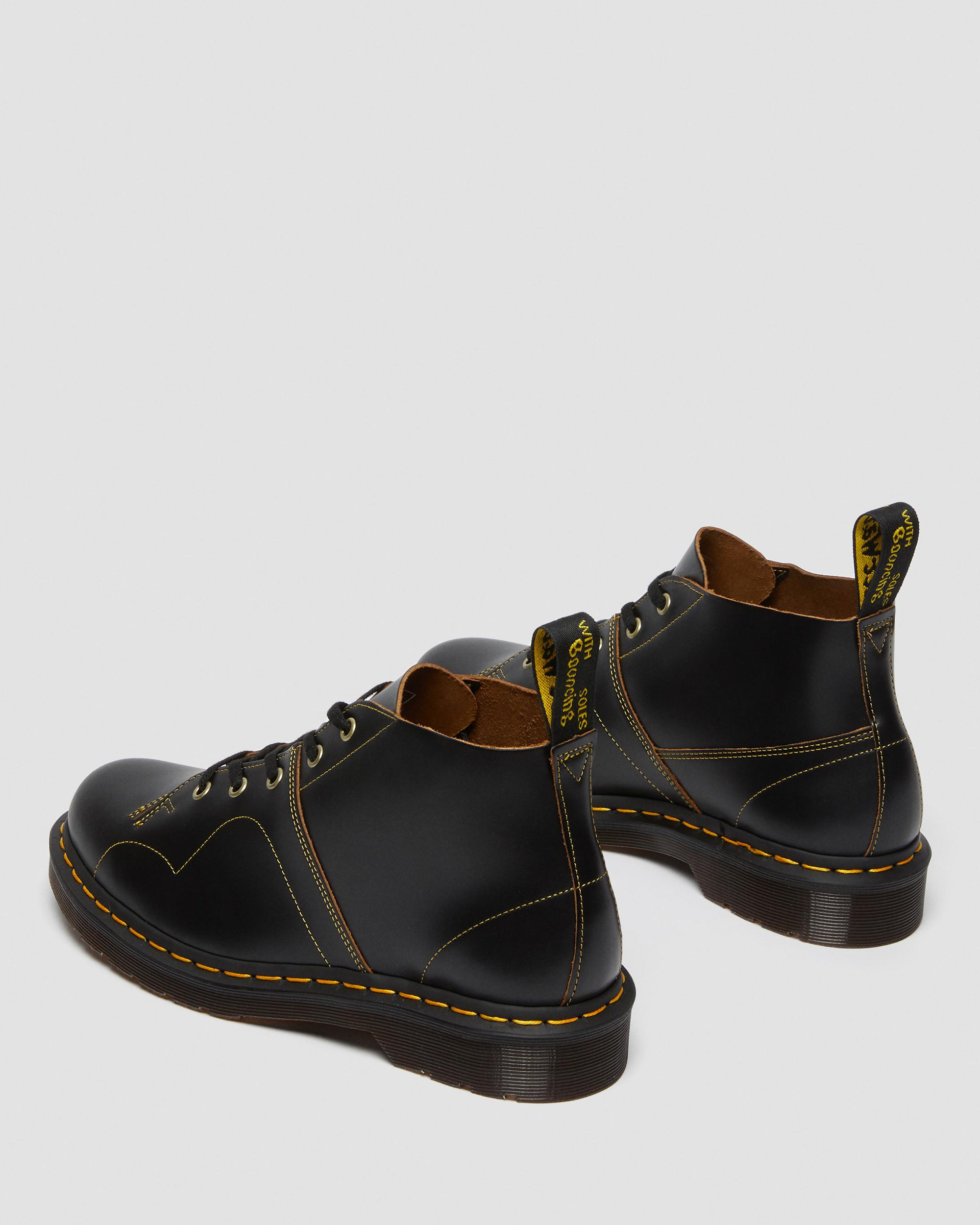 CHURCH LEATHER MONKEY BOOTS | Dr