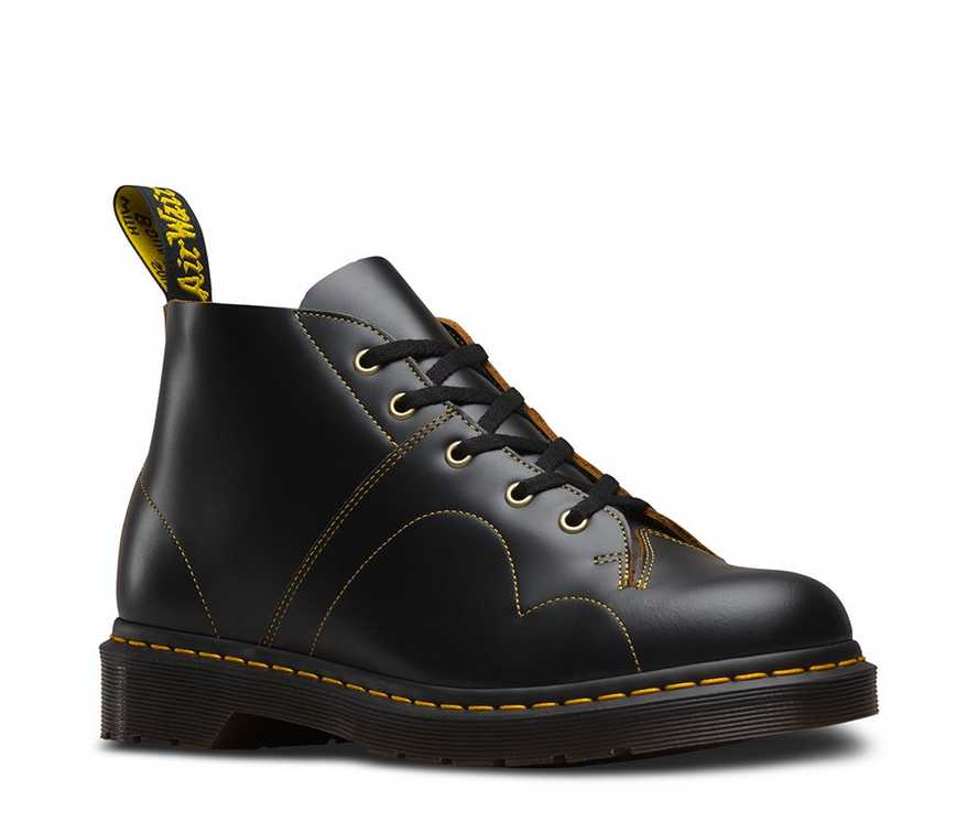 9a7beff9c8c3d CHURCH VINTAGE SMOOTH | Womens Boots | Dr. Martens Official Site