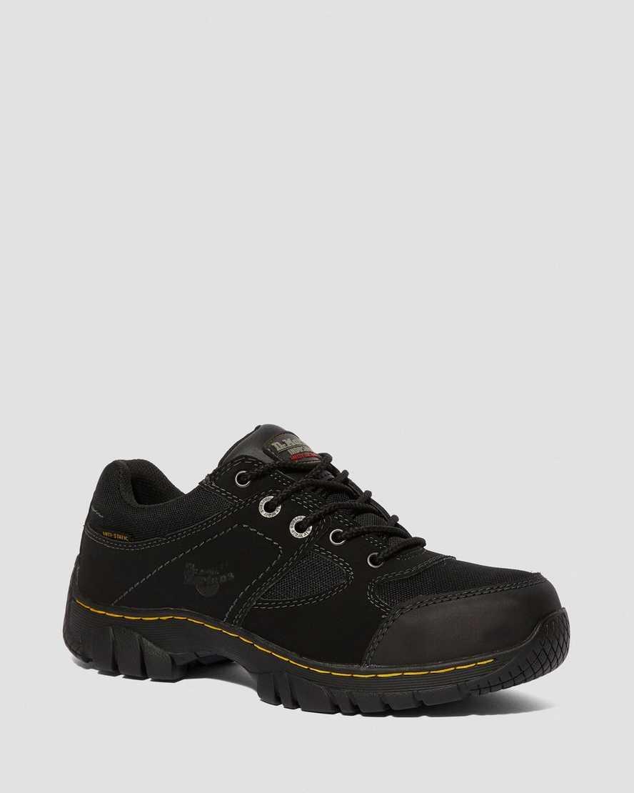 Gunaldo Steel Toe Lightweight | Dr Martens