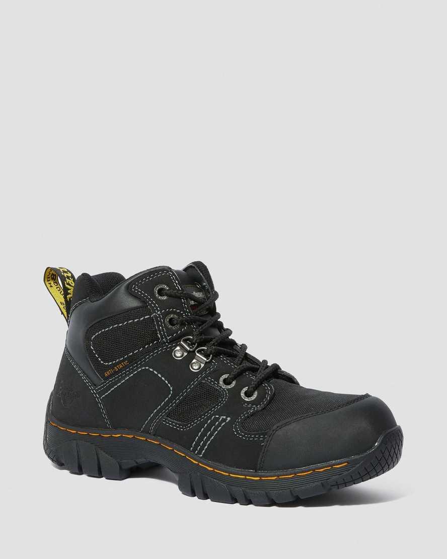 Benham Anti Static Steel Toe Lightweight Boots | Dr Martens