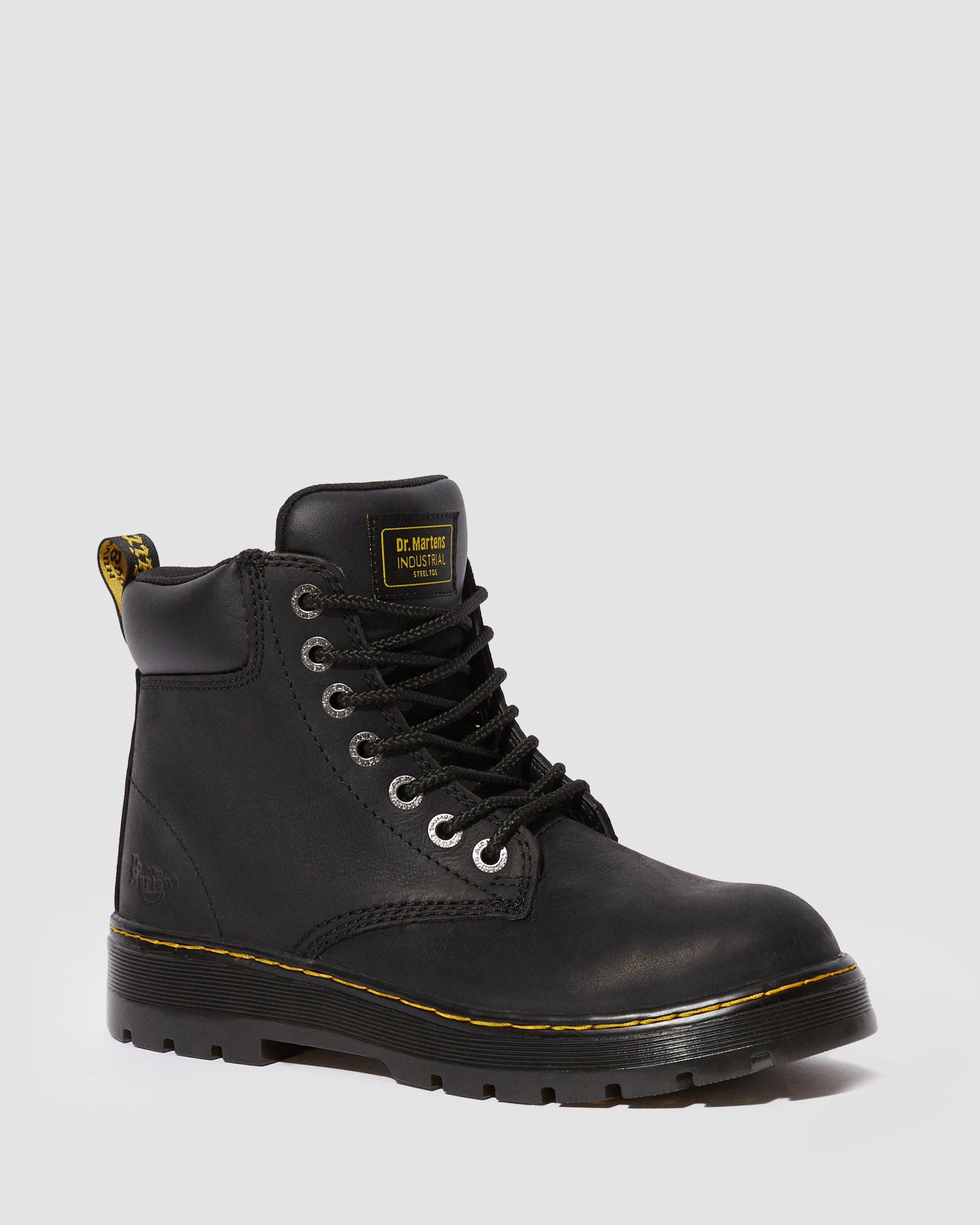 WINCH STEEL TOE WORK BOOTS | Dr