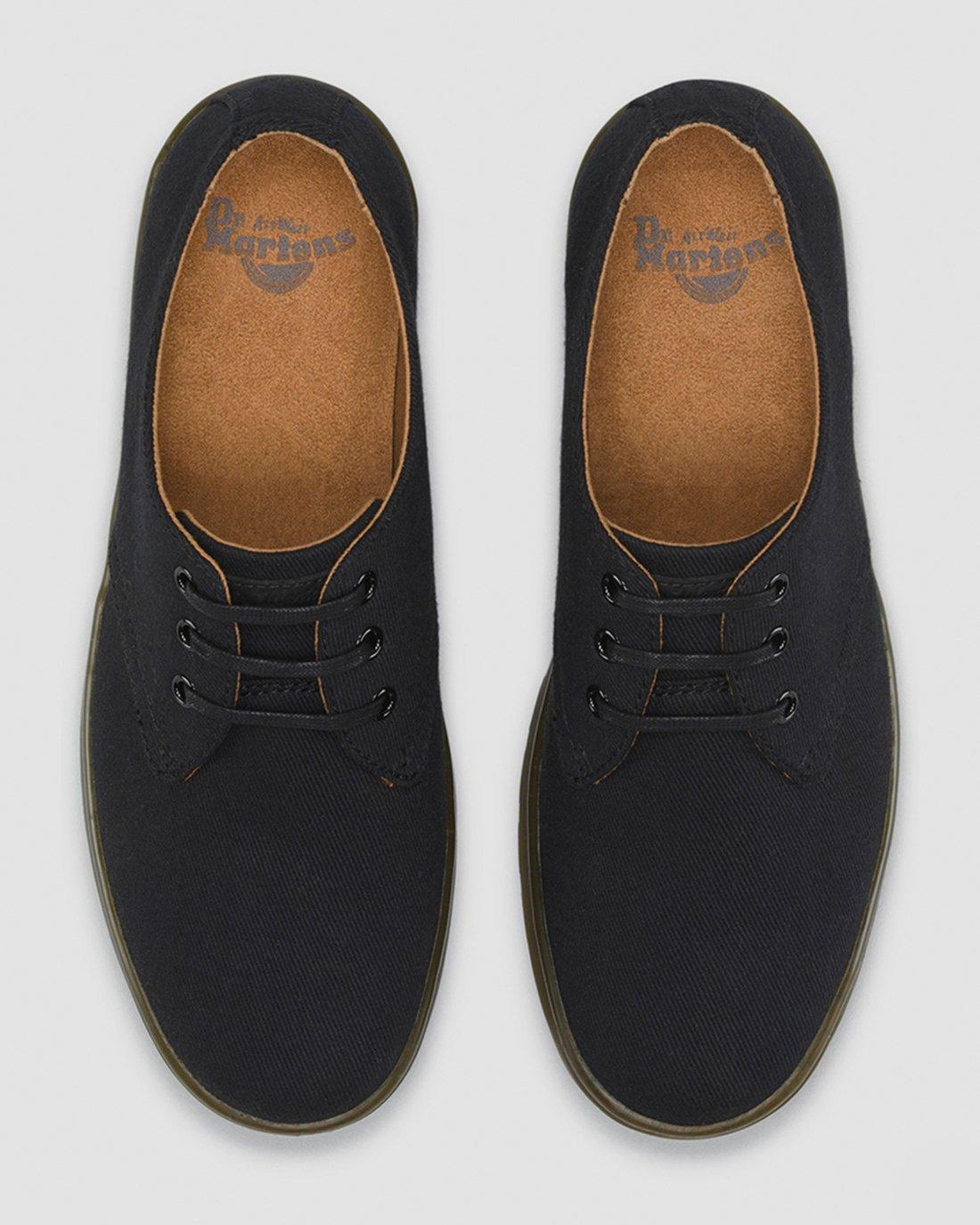 DELRAY TWILL CANVAS   Dr. Martens UK