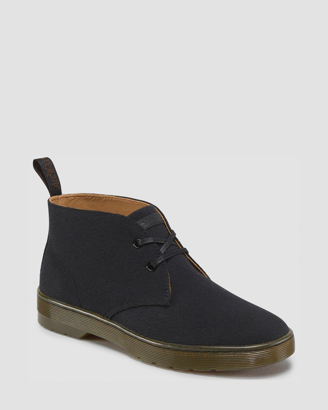Dr. Martens Canvas Boots Dr Martens Mayport Old Oxblood