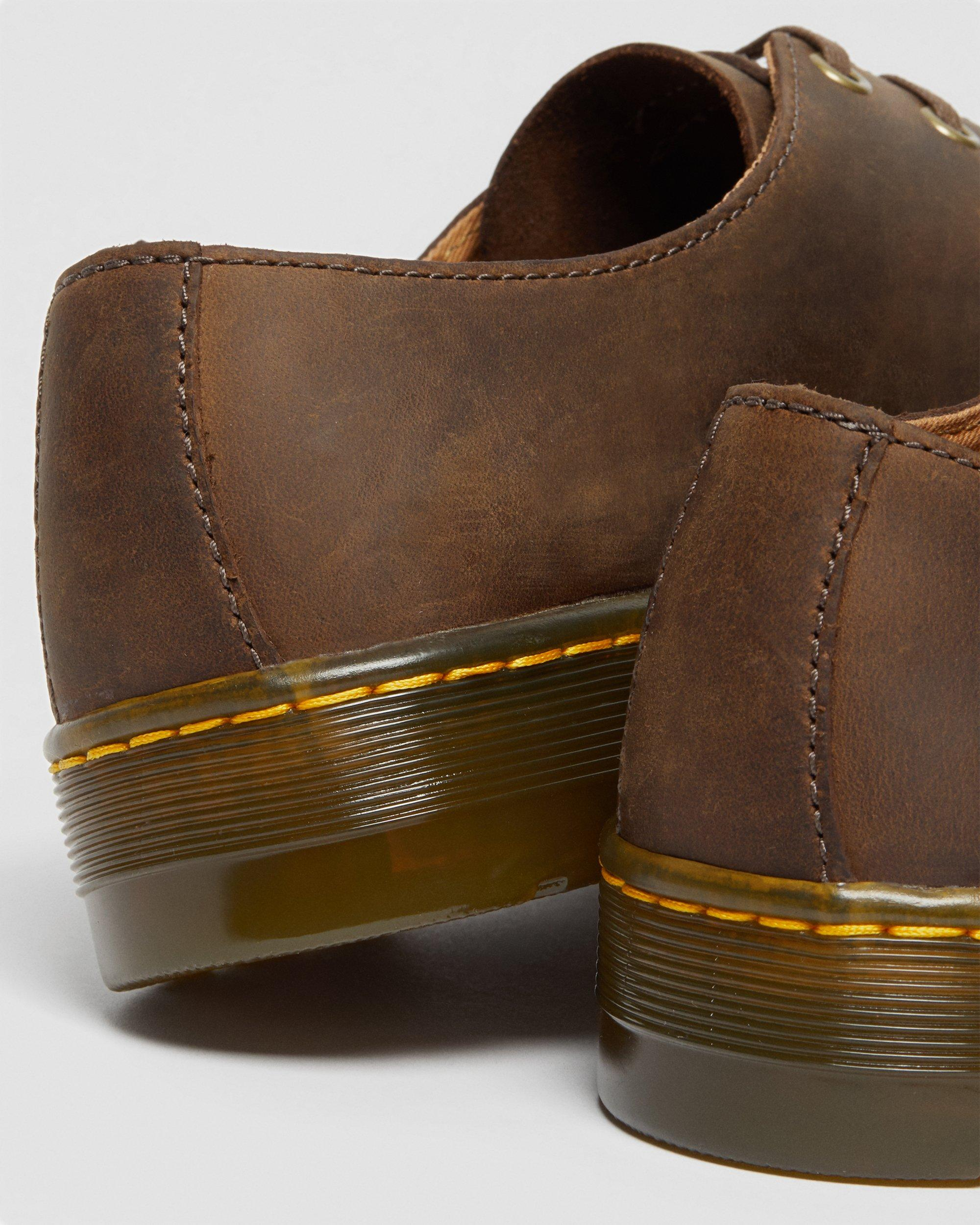 Men Gaucho Dr. Martens CORONADO CRAZY HORSE Casual Shoes